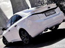 Фото тюнинг Chevrolet Cruze