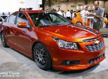Диски на Chevrolet Cruze фото