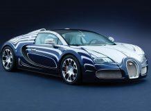 Veyron Grand Sport в спецверсии L'Or Blanc
