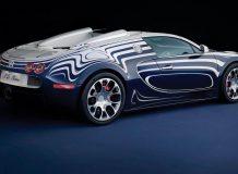 Спецверсия L'Or Blanc для Bugatti Veyron Grand Sport