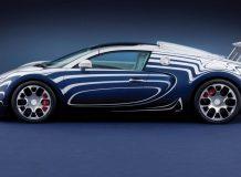 Фото Bugatti Veyron Grand Sport L'Or Blanc