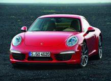 Новый Порше 911 2012 года