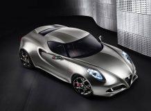 Фото Alfa Romeo 4C цвета Fluid Metal