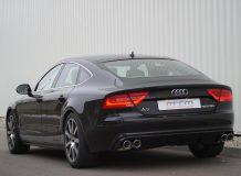 Фото тюнинг Audi A7 Sportback от ателье MTM
