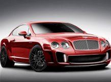 Bentley Continental GT от тюнинг ателье Imperium