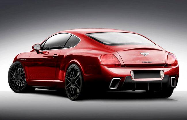 Тюнинг Bentley Continental GT от ателье Imperium фото