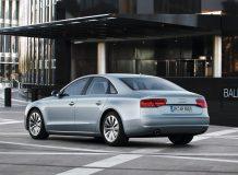 2013 Audi A8 Hybrid фото