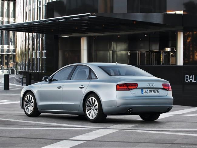 Audi A8 Hybrid фото