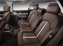 Интерьер Audi A8 Hybrid 2012
