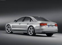Фото новой Audi S8 (D4)