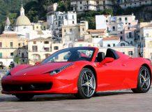 Фото Ferrari 458 Italia Spider