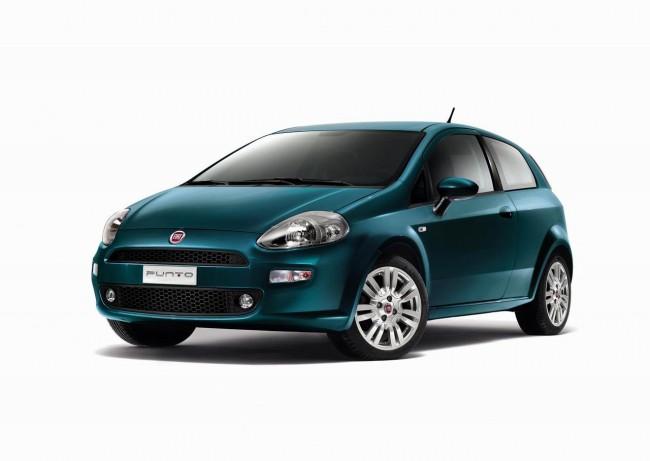 Обновленный Fiat Punto