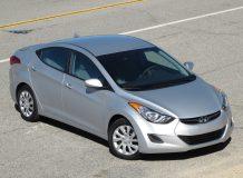 Hyundai Elantra V MD фото