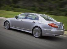 Обновленый Hyundai Genesis