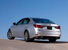 Lexus GS 2012 фото