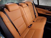 Интерьер нового Lexus GS 2013