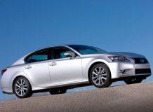 Lexus GS 2013 фото