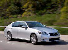 Lexus GS 350 фото