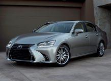 Lexus GS 200t фото