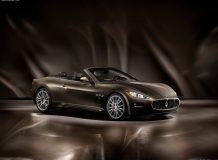 Фото кабриолета Maserati GranCabrio Fendi