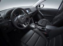 Фото салона Mazda CX-5 2012