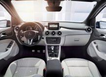Фото салона Mercedes B-Class W246