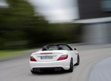 Mercedes представил новый SLK55 AMG