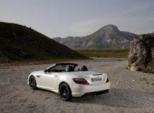 Фото Mercedes-Benz SLK 55 AMG