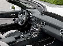 Фото салона Mercedes SLK 55 AMG R172