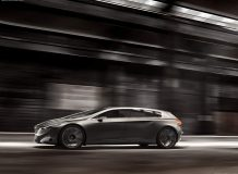 Peugeot показал HX1 Concept