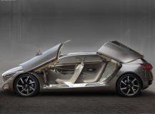 Необычный концепт Peugeot HX1