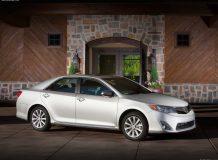 Фото новой Тойота Камри 2012