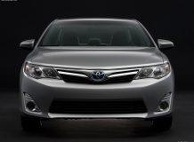 Гибридная Toyota Camry Hybrid