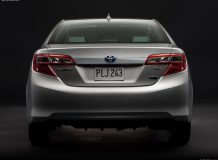 Фото Toyota Camry Hybrid 2012