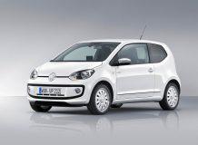 Фото нового VW Up!