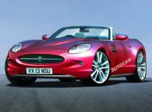 Рендер будущего Jaguar XE