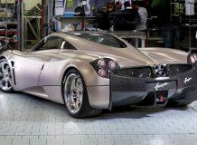 NHTSA запретила продажи Pagani Huayra в Америке