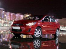 Очереди на Hyundai Solaris растянулись до двух лет