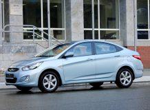 Hyundai Solaris получил исправленную заднюю подвеску