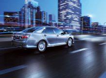 Фото новой Toyota Camry 50