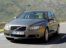 Volvo отзывает почти 8,5 тысяч седанов S80