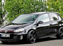 Тюнинг VW Golf GTI Edition 35 от B&B