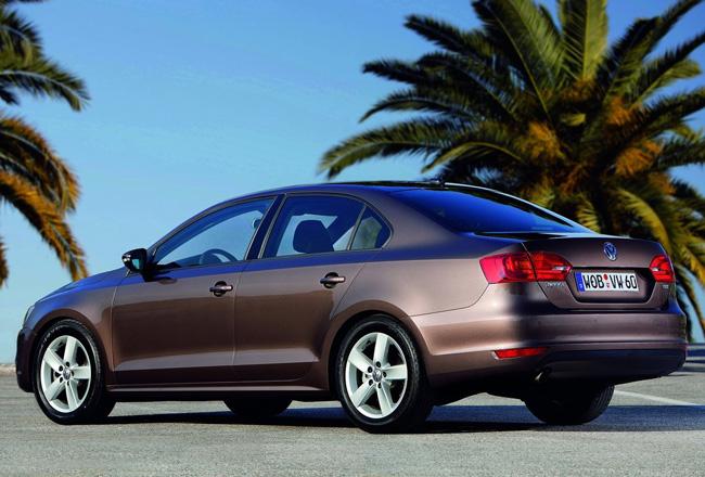 Стартовал прием заказов на новый VW Jetta 2011