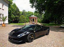 В ателье Cam Shaft доработали 458 Italia