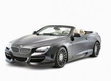 Фото тюнинг BMW 6 Cabrio от Hamann