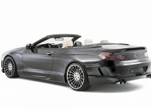 Hamann BMW 650i Cabrio фото