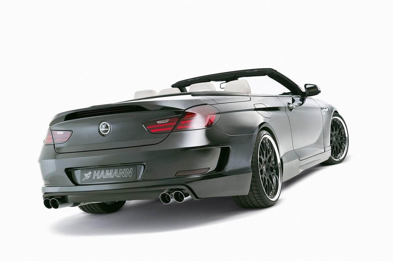 Диски на BMW 650i 2012 от Hamann