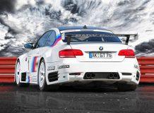 Фото тюнинг BMW M3 GT от CLP