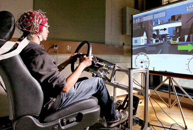 Тестирование системы Brain Machine Interface