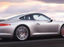 Новый Porsche 911 (991)
